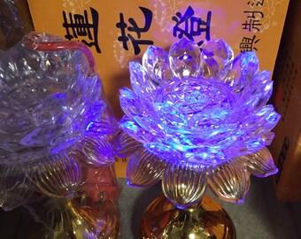 Lotus Lamp LED Light Set