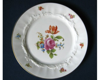 Porcelain - ROSENTHAL - cake plate - IDEAL - around 1940 - Antik - vintage