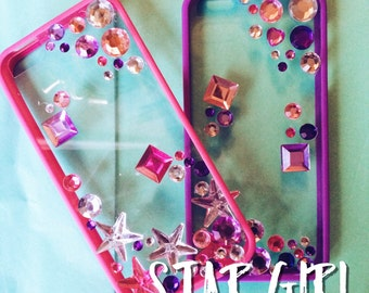 Star Girl | Jeweled Phone Case