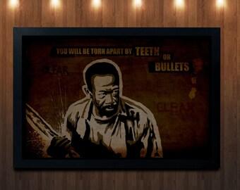 The Walking Dead Maxi Poster - Morgan