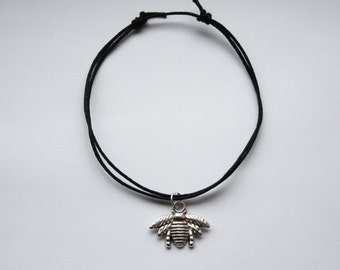 Bee Anklet