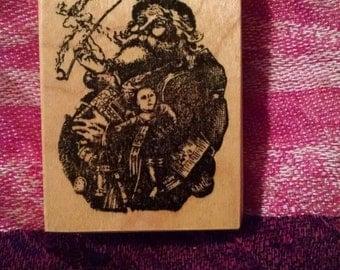 PSX 1986 Saint Nicholas Stamp
