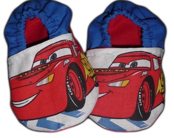Slippers baby CARS
