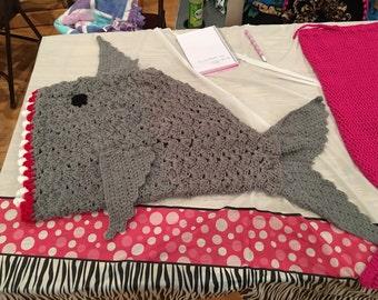 Shark blanket!