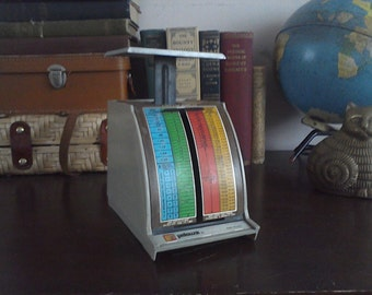 Vintage Pelouze Postal Scale
