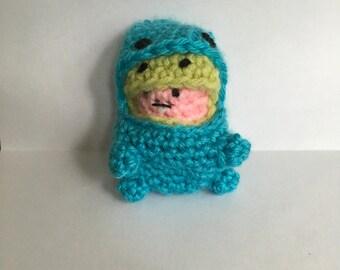 Monster Amigurumi, Nesting Dolls, Matryoshka Doll