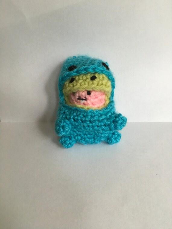 Amigurumi Nesting Dolls : Monster Amigurumi Nesting Dolls Matryoshka Doll