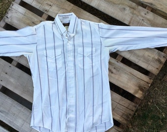Vintage Tener's Western Outfitters Shirt