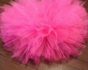 Pretty in Pink Baby Tutu