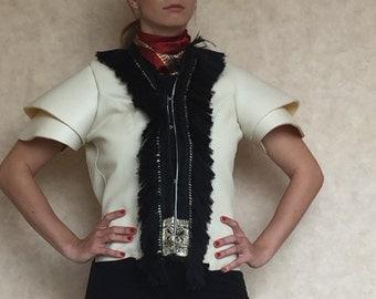 Futuristic Tribal Jacket