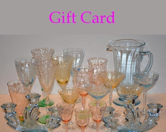Don't Throw Stones Shop Gift Card