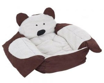Kennel dog cat rabbit ferret bed pillow bear