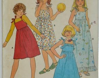 Uncut 1970s Butterick Vintage Sewing Pattern 6039, Size 10