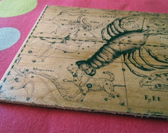 Wood Prints - Signs and Zoodiac - Astrology