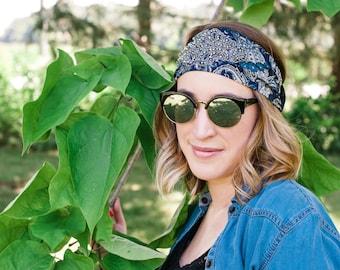 Headbands for Women, Fashion Headbands, Turban Headband, Hair Accessory, Hair Accessories, Women's Headbands, Headbands,--Evnika