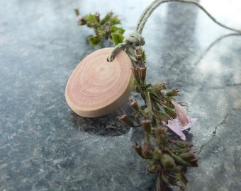 Ringing Cedars inspired jewellery ~ Natural Pendant ~ Personalised jewelery ~ natural jewellery ~ nature gift ~ Permaculture gift