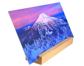 Mt bachelor etsy for Reclaimed wood bend oregon