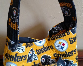 Pittsburgh Steelers purse