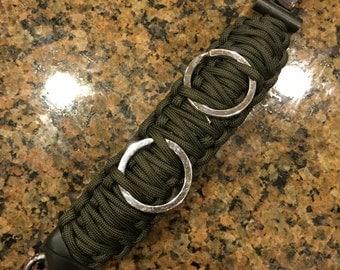 Survivalist Survival bracelet