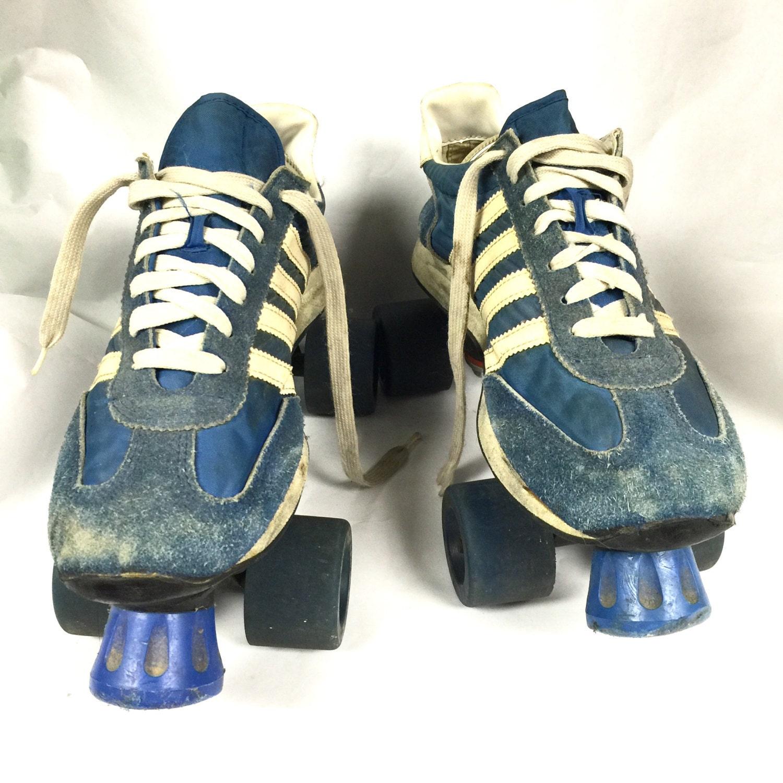 retro tennis shoe roller skates