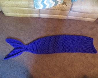 Deep Purple Mermaid Tail - Adult