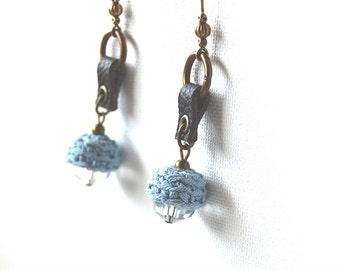 Earrings blue DREAMS