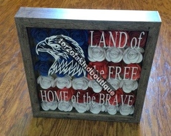 Personalized Shadow Boxes