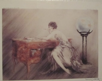 ICart Recollections Lithograph