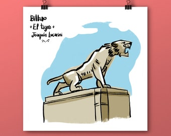 -BILBAO - Tiger