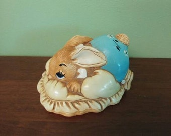 Vintage Pendelphin Rabbit' Dodger'  highly collectible