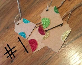 Polka Dot Gift Tags