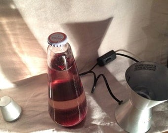 Google Classic lava lamp