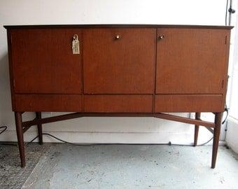 Retro 1960s Teak Sideboard by Meredew - Mid Century Vintage 1970s