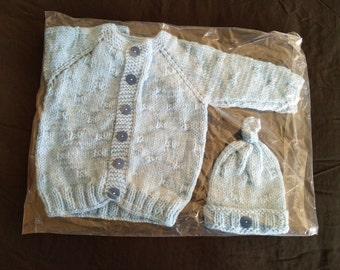 Hand Made Baby Sweater