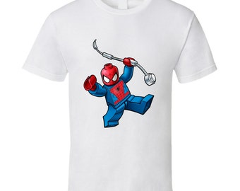 Web Slinging Spider-man T Shirt