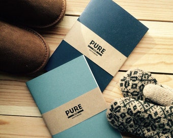 Sketchbook Notebook PUREbooks WINTER