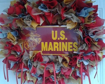 US Marines Wreath