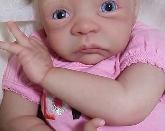 SOLD...SOLD...SOLD....Reborn Baby Doll-Paige by Tasha Edenholm