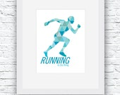 Running Art, Gifts for Ru...