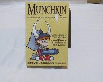Vintage Munchkin game