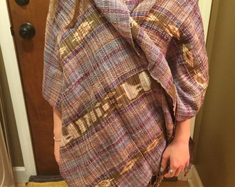 handwoven blessed thai scarf