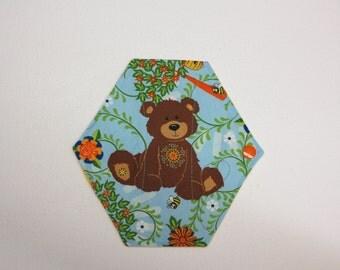 Panty Liner -- Honey Bear