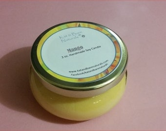 Mango Soy Candle
