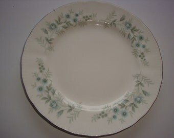 Lot of 2 Paragon DEBUTANTE Salad Plate