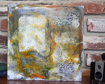 Looking In - Encaustic Painting - Encaustic Art