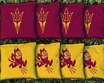 Arizona State Sun Devils Cornhole Bag Set