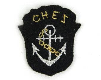 Chez Vintage Patch