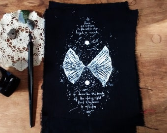 An Ode to Ocean Phosphorescence Patch