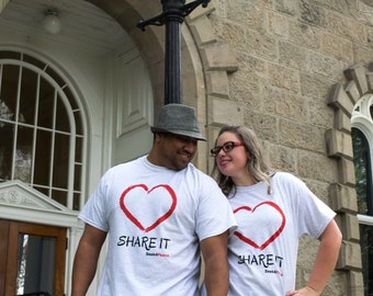 Love - Share It TShirt