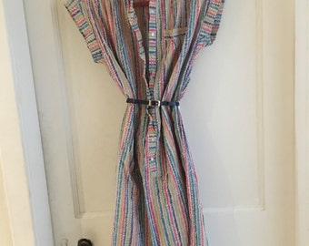Jaeger vintage 1960s day dress Size 8-10 was 15.00 now 10.00
